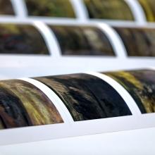 A definição do suporte e o processo de impressão conservação.