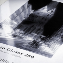 Photo Glossy 260 grs (brilho)