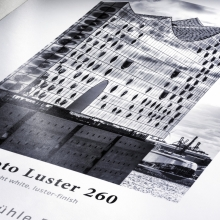 Photo Luster 260 grs (semi brilho)