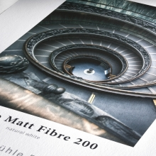 Photo Matte Fibre 200 grs (matte)